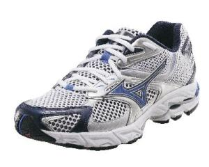 C25K - Mizuno Running Shoes - Running Warehouse - Kris M O'Connor